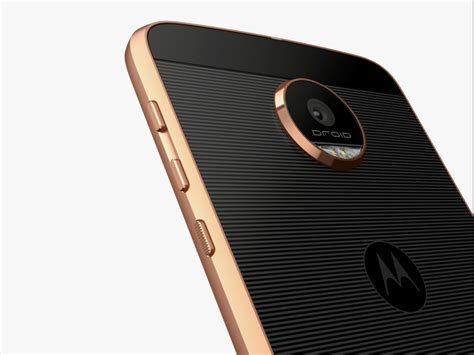 Motorola Moto Z 1 review motorola moto z wired