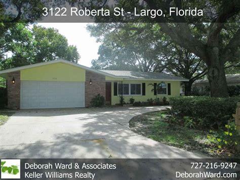 Garage Sales Largo Fl by 3122 Roberta St Largo Fl 33771 Is For Sale Deborah