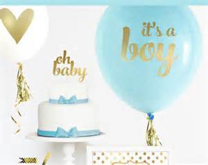 Shabby Chic Cake Topper by Baby Boy Shower Centerpieces Etsy