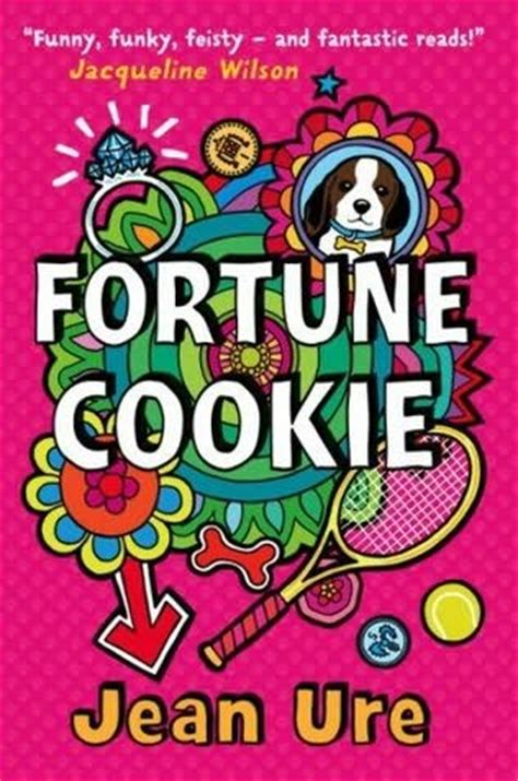 where s my fortune cookie books fortune cookie by jean ure
