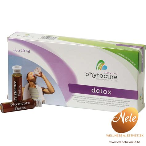 Detox Shoos by Phytocure Detox Shop Wellness Esthetiek Nele