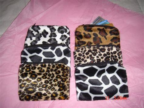 Tas Branded Animal Print Motif Giraffe Jerapah Large 2 In 1 animal leopard zebra tiger giraffe print pattern coin card purse