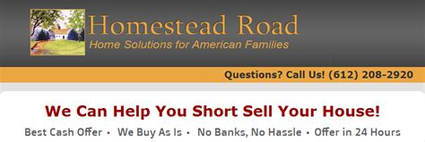 we sell your house we can help you short sell your house homestead road