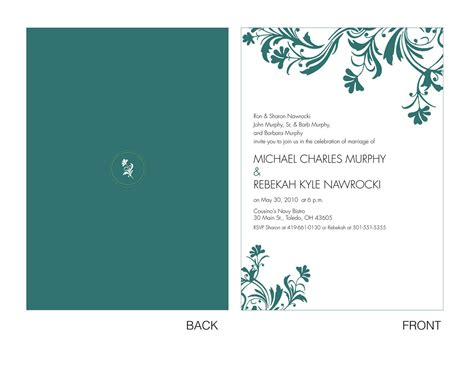 Wedding Invitation Wording Wedding Invitation Wording Designs Invitation Design Templates