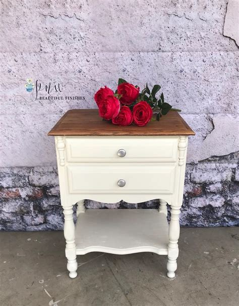beautiful wood antique dresser and nightstand set with beautiful nightstand in antique white general finishes design center