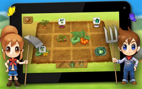 Wangian Mobil Halvest 05 harvest moon lil farmers available now for on mobile
