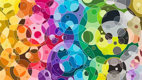 super colorful super cool colorful hd exclusive background circles 1920