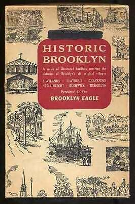 Historic Brooklyn Series Of Illustrated Booklets Covering