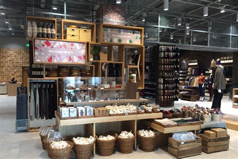 home design store los angeles muji store los angeles california 187 retail design blog