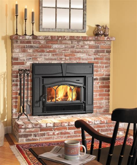 largest wood burning fireplace insert 1000 ideas about fireplace inserts on