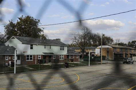 joliet housing authority section 8 changes at joliet s des plaines garden a sign of the times