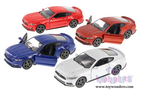 Diecast Kinsmart Ford Mustang Gt 2015 ford mustang gt top 5386d 1 38 scale kinsmart