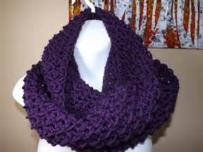 How To Crochet A Infinity Scarf Crochet Circle Or Infinity Scarf With Ruby Stedman