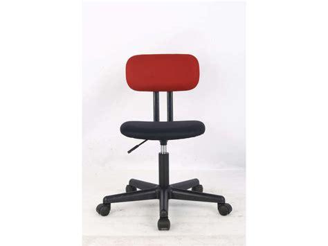 chaise dactylo una coloris noir vente de fauteuil