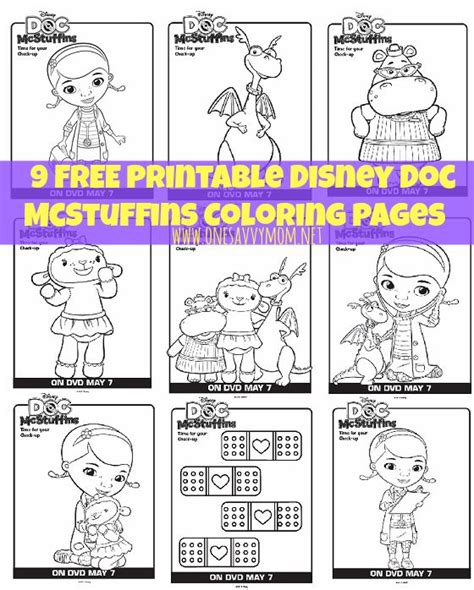 nick jr doc mcstuffins coloring pages 38 best ideas about birthday parties on pinterest doc