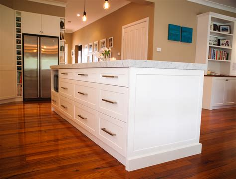 Kitchen Handles Wollongong Mt Keira Modern Traditional Kitchen Traditional