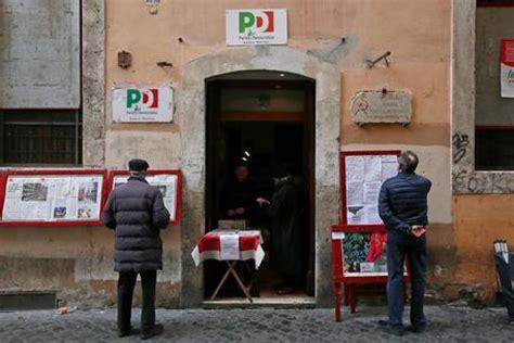sede partito democratico tar ok sgombero storica sezione pd via giubbonari roma