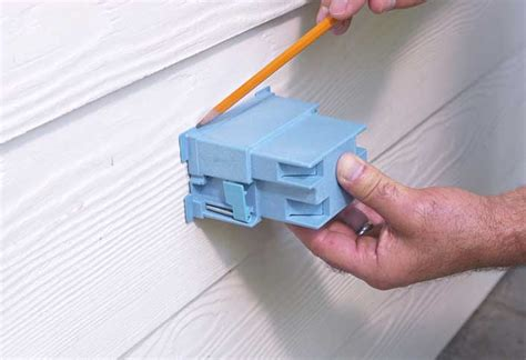 installing an outlet installing an outdoor electrical outlet at the home depot