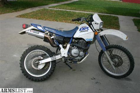 1990 Suzuki Dr350 Armslist For Sale Trade 1990 Suzuki Dr350s