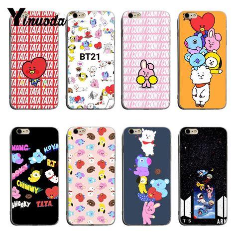 yinuoda bts bt soft tpu phone case cover  iphone  xs