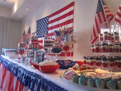 patriotic decorating ideas patriotic 4th of july party ideas decorating ideas