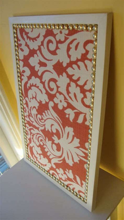 How To Make Decorative Cork Boards by 1000 Ideas About Decorative Bulletin Boards On