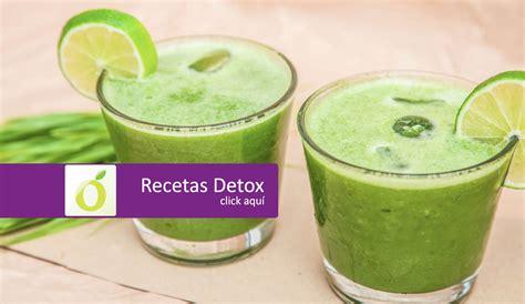 Dietas Detox Recetas consejos para adelgazar bien con dietas detox bajar de peso