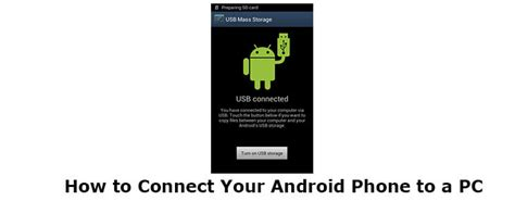 at sight how to connect android phone to pc - How To Connect Android Phone To Computer
