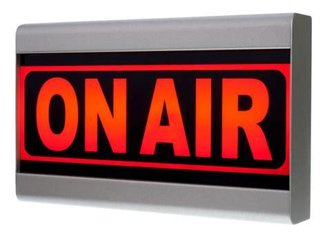 on air d r on air light musikhaus thomann