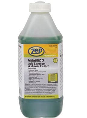 professional bathroom cleaners zep professional r36001 zep professional advantage plus concentrated acid bathroom