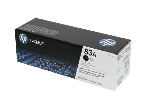 Toner Hp 83a hp 83a black toner genuine cf283a end 8 27 2016 10 39