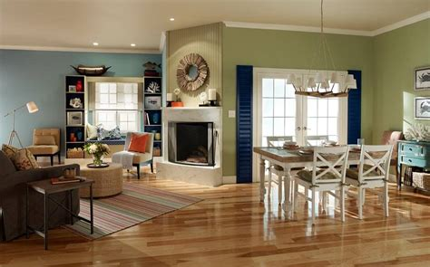 Paint Color For Living Room   [peenmedia.com]