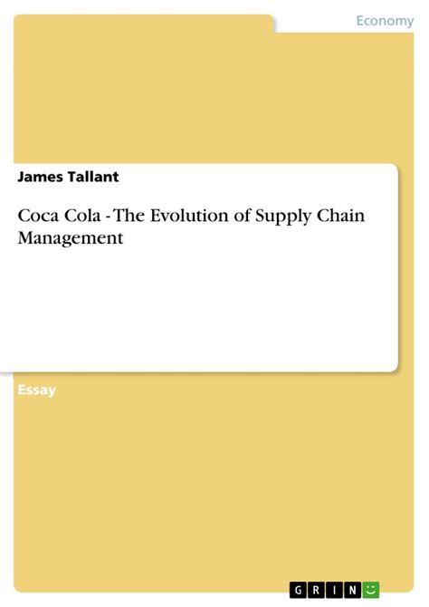 Supply Chain Management Pdf Mba by Guidelines For Preparing A Term Paper