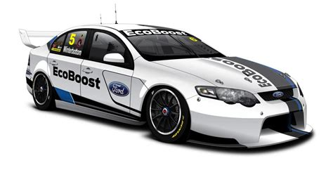 ford supercar fpr ford falcon v8 supercars car of the future prototype