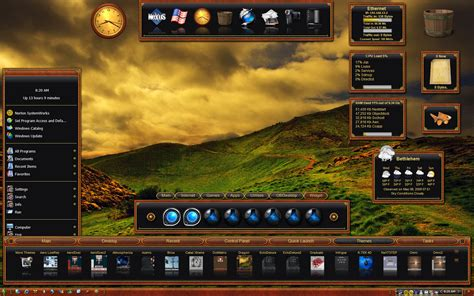 themes download cm windowblinds theme windows interface