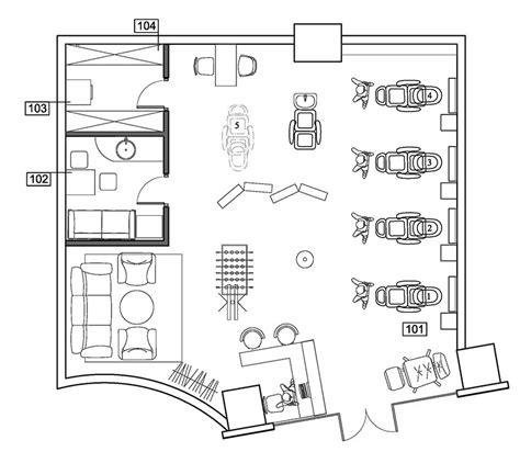 barber shop floor plan design layout 820 square foot barbershop floor plan layout interior barber shop design