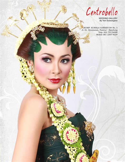 Make Up Pengantin Di Bandung centrobello wedding gallery