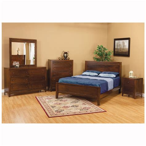 kira bedroom set kira collection home wood furniture