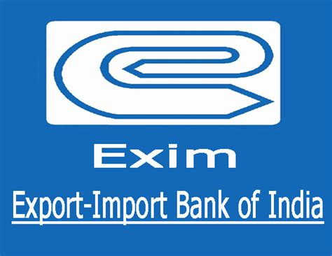 Mba In Import Export In India by Exim Bank Recruitment To The Posts Of Managers 2014 Kaamkaj