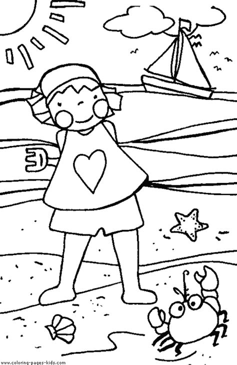 summer coloring pages for kids coloring pages for kids