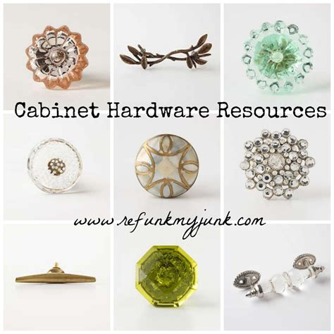 Hardware Resources And Top Knobs by Hardware Resources Refunk Junk