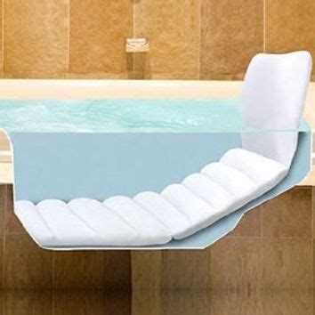 bathtub lounger full body bathtub lounger