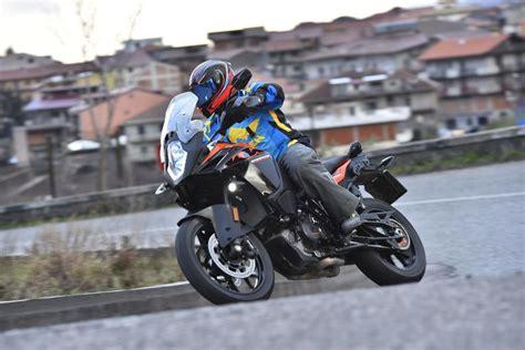 Motorrad Versicherung Gedrosselt by Ktm 1090 Adventure Test 2017