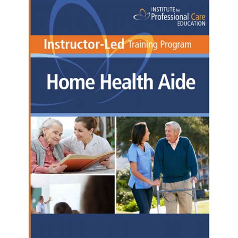 ipced home health aide program