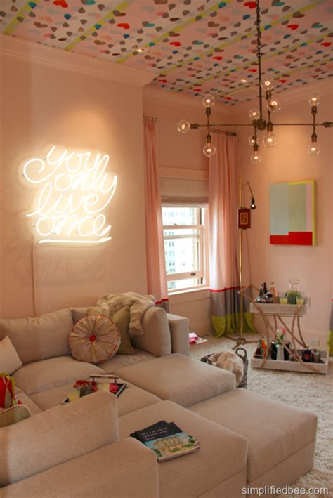 neon signs for bedroom teen hangout room san francisco showcase simplified bee