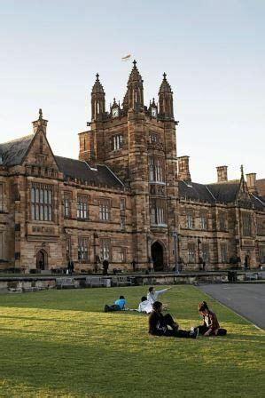 Mba Usyd by Of Sydney Excels In Qs Rankings The