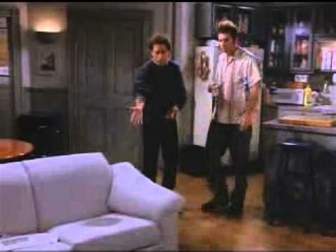 seinfeld the couch seinfeld poppie pees on jerry s new couch hilarious