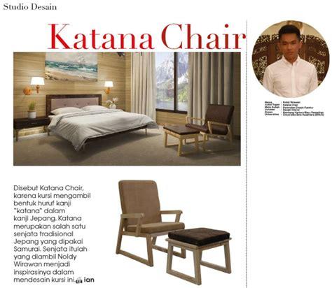 design interior binus katana chair