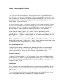 Business Proposal Ideas Template Gallery For Gt Business Proposal Ideas Template