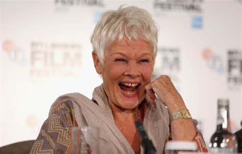 judy dench teeth 18 adorable truths of judi dench fan world